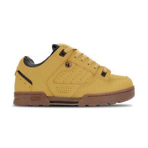 DVS Skateboard Shoes Militia Snow Chamois/Black - BRAND NEW IN BOX!