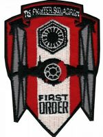 """Star Wars Tie Fighter Squadron, First Order 4"""" Embroidered Patch -new"""