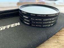 Tiffen 82mm Digital ND Kit (0.6, 0.9, 1.2, Pola + Wallet)