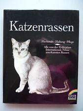Katzenrassen Merkmale Haltung Pflege Alle von der Federation anerkannte Rassen