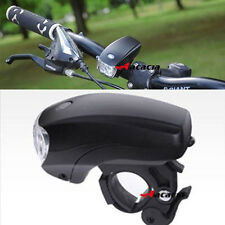New 5 LED Front Head Light Cycling Bicycle Bike Bright Lamp 3-Modes Torch Supply
