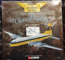 CORGI AVIATION ARCHIVE BRISTOL 175 BRITTANIA 312 MONARCH AIRLINES 48603