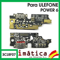 PLACA DE CARGA PARA ULEFONE POWER 6 CONECTOR USB C ANTENA MICROFONO PUERTO