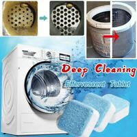 5X Washing Machine Cleaner Cleaning Tool Detergent Cleaner Effervescent Tablet
