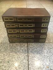 5 Retro VHS cases