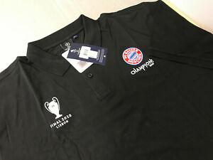 FC Bayern München Polo T-Shirt - Größe 4 XL und 5 XL