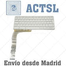 Teclado para portátil Español HP Chromebook 14 G3 (K3X08EA) BLANCO
