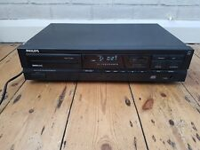 Philips CD 610 HiFi Stereo CD Player, Twin DAC, 4 Times Oversampling