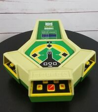 Vintage 1980 Coleco Head to Head Electronic Baseball Game