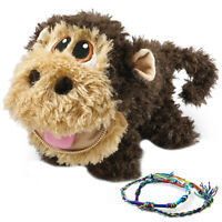 Scout The Monkey Stuffies Stuffed Animals Plush Animal Toys Pockets & Bracelets