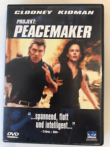 PROJEKT: PEACEMAKER DVD
