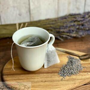 Salvatore Tripi LAVENDER TEA Sleep Stress Herbal Relief Calm Dried Flower Eco A1