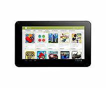 RCA Voyager Tablet PC 8GB  Wi-Fi, 7in - Black. (w/ear buds & SD Card)
