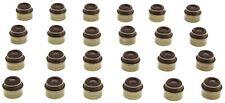 02-16 FITS AUDI RAM DODGE CHRYSLER JEEP VW 2.8 3.0 3.2 3.6  24V VALVE STEM SEALS