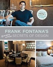 Frank Fontana's Dirty Little Secrets of Design**VERY GOOD COPY!****