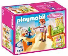 Playmobil 5304 chambre de bébé avec berceau Doll House