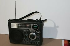 Shortwave Radio Panasonic RF-2600 FM-MW-SW 5 Band Receiver - Great