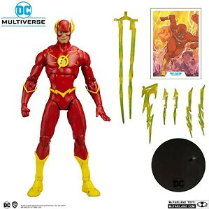 """McFarlane Toys DC Multiverse The Flash Rebirth 7"""" Action Figure - NEW & IN-HAND"""