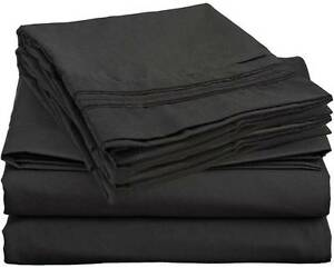 2000 COUNT, DEEP POCKET, 4 PIECES,SHEET SET,15 COLORS,SOLID,ALL SIZES AVAILABLE