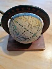Vintage Miniature Globe