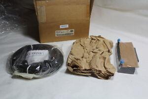 Harley black oil cooler kit FL 62514-97 NOS NEW Touring Road King Glide EPS19223