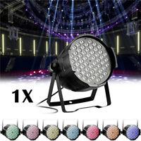 1 X120W RGB DMX512 LED Light PAR Sound Disco DJ Party Club Stage Show Lighting