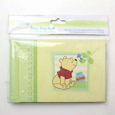 Disney's Winnie the Pooh Baby's First Brag Book Photo Album 4x6 Mom's Grandma's
