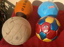 Details about  soccer volley ball rugby football balls