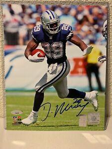 Demarco Murray Signed Dallas Cowboys 8x10 Photo Tristar