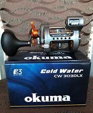 Okuma Cold Water CW-303DLX Linkshand Multirolle