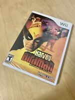 Harvey Birdman Attorney At Law New Factory Sealed Nintendo Wii Capcom Rare