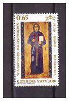 S26998) Vatican 2010 MNH Regulate Franciscan 1v