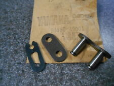 NOS Yamaha Chain Joint 1983 YZ125 YZ490 1984 YZ250 1985 TY350 94680-49001