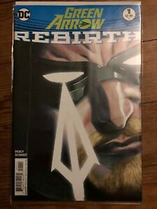 Green Arrow Rebirth DC #1 Collectible 2016