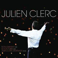 JULIEN CLERC - GIFTPACK NEW CD