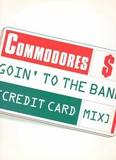 COMMODORESgoing to the bankCREDIT CARD MIX EX+ GERMAN12INCH 45RPM