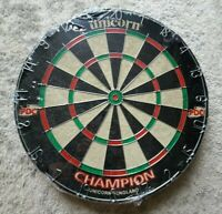 Unicorn Champion  Dartboard PDC Certified brand new