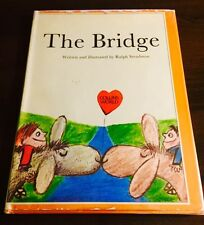 THE BRIDGE-BY RALPH STEADMAN-1972-1st Edit-Signed by Steadman-Rare and OOP