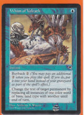 MTG  Tempest Rare Card   1 x WHIM OF VOLRATH    Never played