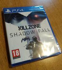Killzone Shadow Fall PS4 Spiel Neu UK PAL für Sony Playstation 4 Kill Zone 4