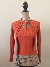Guess Collection Cardigan + Cami Twinset Made In Italy - Free Shipping