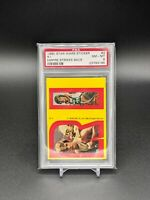 1980 Topps Star Wars Empire Strikes Back Stickers R I #2 PSA 8 NM-MT
