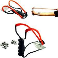 ULTRA Sling Shot Folding Wrist HIGH VELOCITY Powerful Hunting Slingshot SLS009