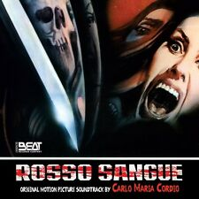 Rosso Sangue (Absurd) - Complete Score- Limited 500 - Carlo Maria Cordio
