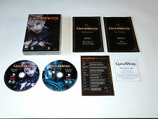 GUILD WARS complete boxed with manual in original case pc videogame