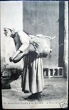 Egypt~1900's OLD MAN ~ WATER SELLER ~ Costume PC ~