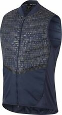 Nike Men's AeroLoft Flash Running Vest Goose Down Navy Blue 800501 410 LARGE NWT