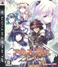 (Used) PS3 Agarest Senki Zero  [Import Japan]((Free Shipping))