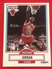 Michael Jordan 1990-91 Fleer #26 MINT OC Bulls Legend HOF