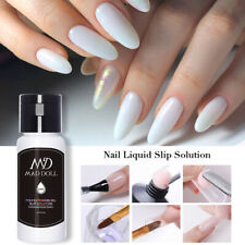 MAD DOLL 20ml UV Gel Nail Liquid Slip Solution Acrylic Nail Art Extension Tips